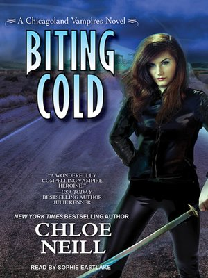cover image of Biting Cold
